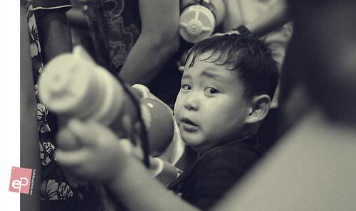Songkran Festival by AhmadZamzahuriAbas