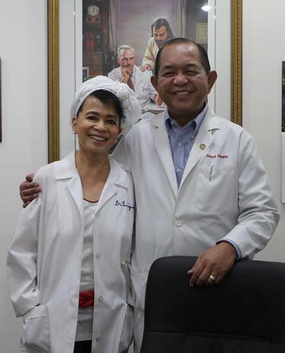Dr. Cris Enriquez of Rapha Health