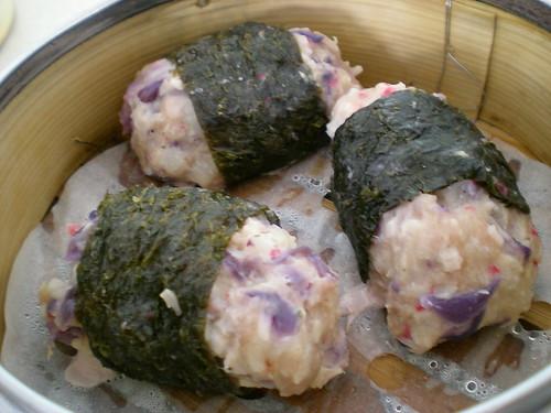 HongFu seaweed meat rolls