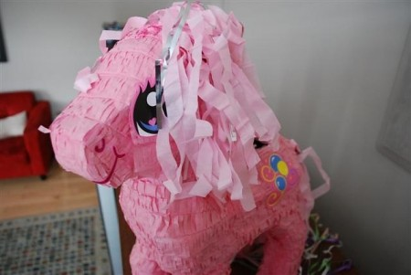 Pretty Pony Pinata
