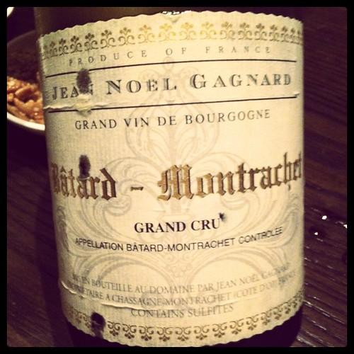 Jean-Noel Gagnard Batard-Montrachet 2003