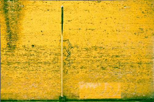 Yellow Wall & Light