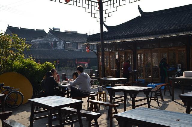 Fengjing - Restaurant au bord du canal