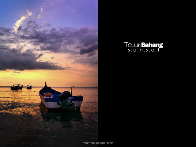 Sunset, Teluk Bahang