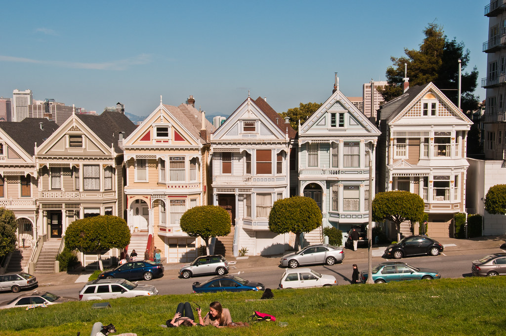 The Five Painted Ladies
