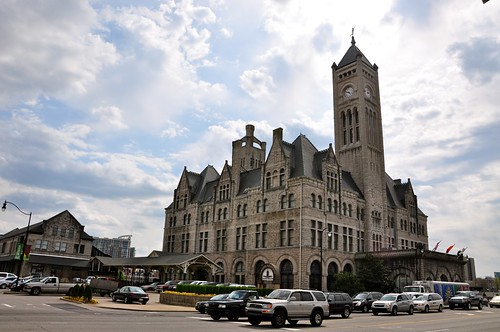 Union Station Hotel Nashville TN Exterior