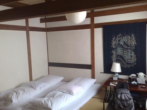 Dónde dormir y alojamiento en Takayama (Japón) - Rickshaw Inn.