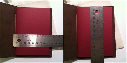 Midori Traveler's Notebook - Passport size (3/5)