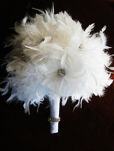 unique bride bouquet 8