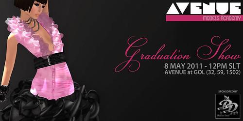AVENUE Models Academy :: Graduation :: MAY 8 - 12PM SLT