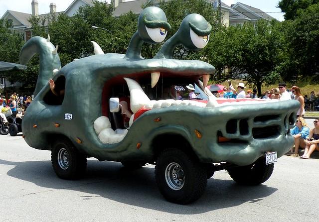 Houston Art Car Parade 2011 15