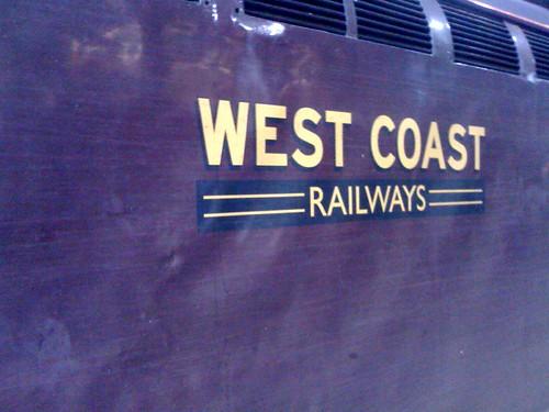 west coast railways