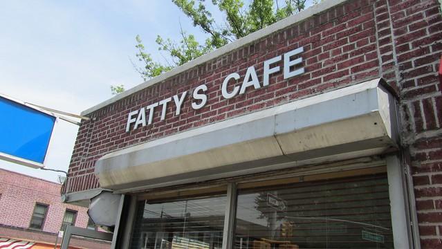 fatty's exterior.