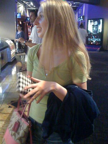 188/365 how she wears it