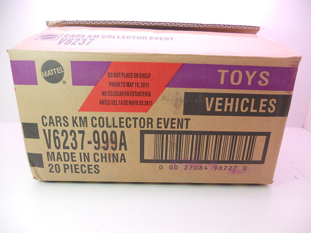 disney cars 2 kmart collectors event june 25 2011 extras (1)