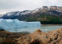 Argentina glacier