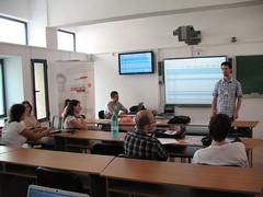 Public la Mozilla Design Jam Iași