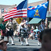 Scottish American Veterans Parade