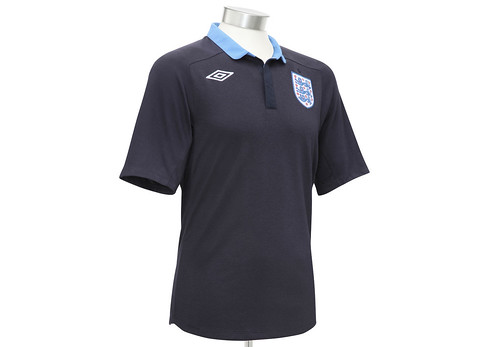 England Away Shirt 2011