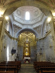 Santo Toribio de Liébana - The Relic Chapel contains the largest piece of the True Cross of Jesus Christ still in existence