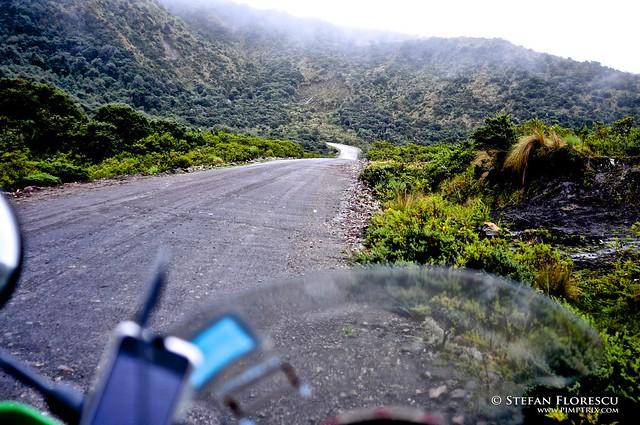KLR 650 Trip Ecuador 7