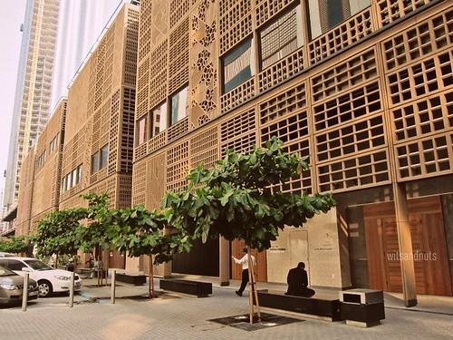 Exterior of The Souk, Central Market, Abu Dhabi
