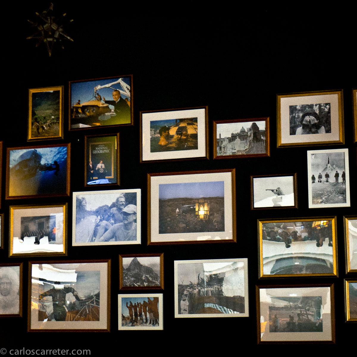 Fotografías (Tienda National Geographic)