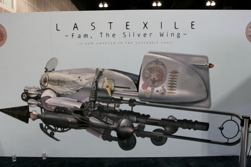 Last Exile: Fam, The Silver Wing - Anime Expo
