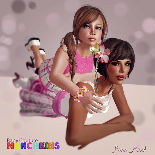 BC Munchkins - Family Pose JUNE FREEBIE