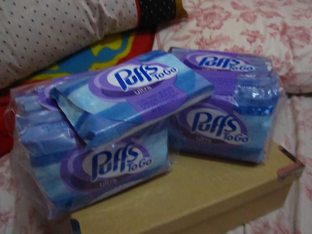 Puffs Tissue