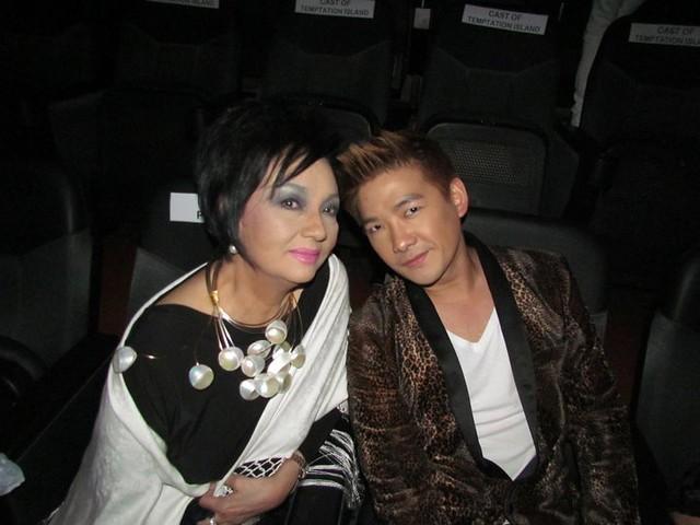 Celia Rodriguez, Tim Yap