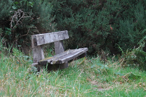 old country bench