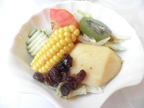 皇家季節酒店_和風沙拉