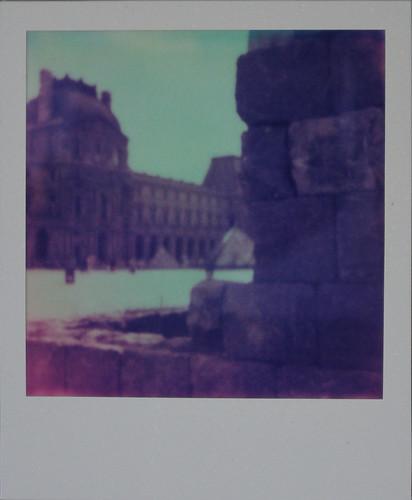 Ruinous Louvre I