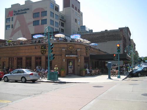 Cafe Benelux, Milwaukee
