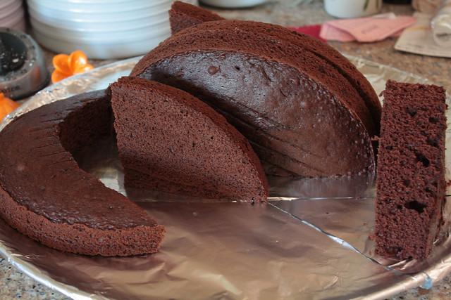 Cake: Step 1