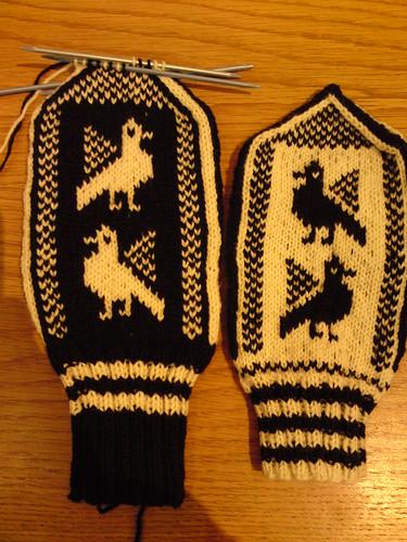 inverted mittens