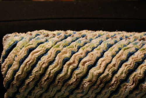 Blanket Detail