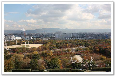 大阪城周遭