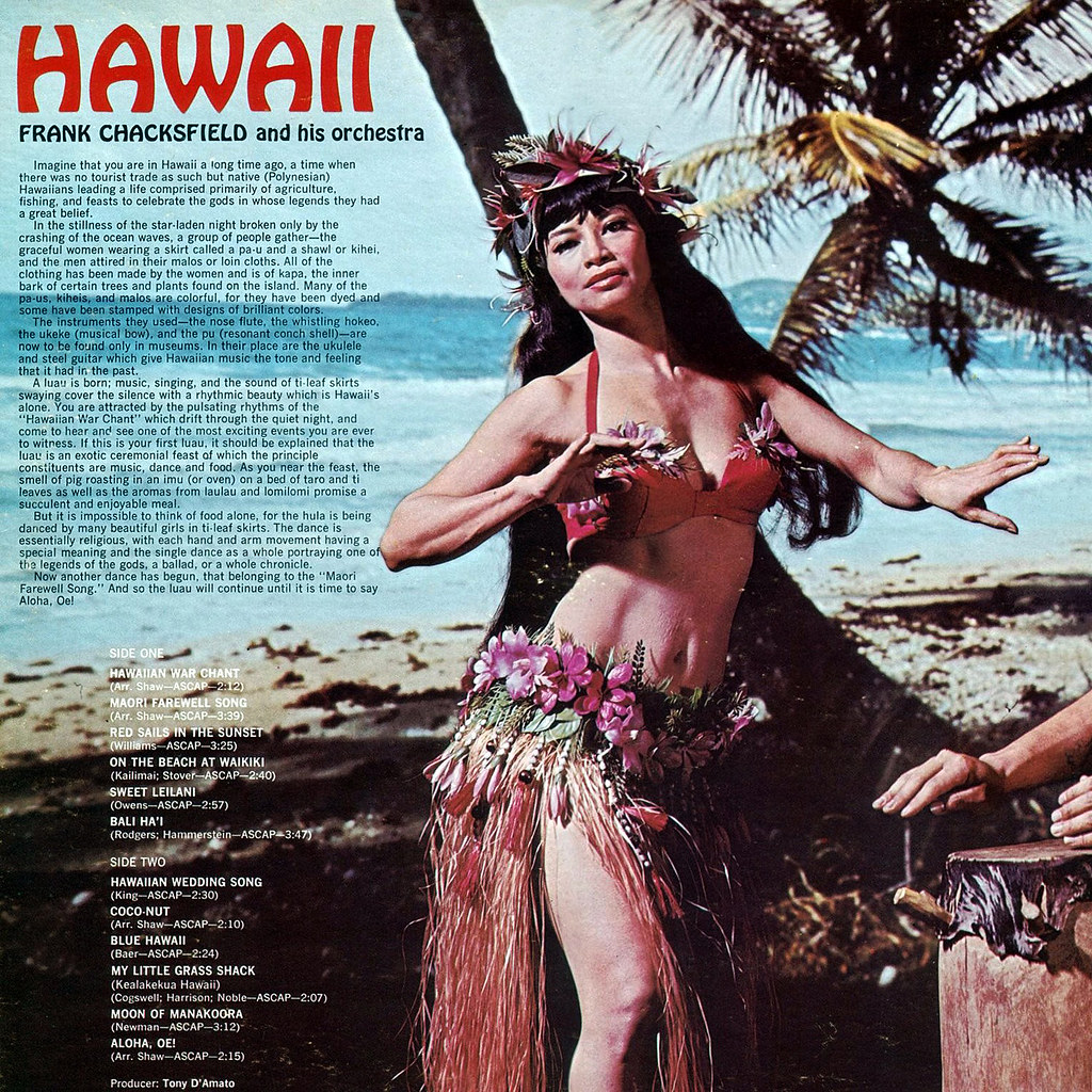 Frank Chacksfield - Hawaii