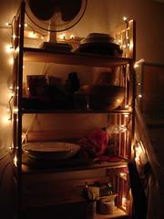 Lights in Kitchen
