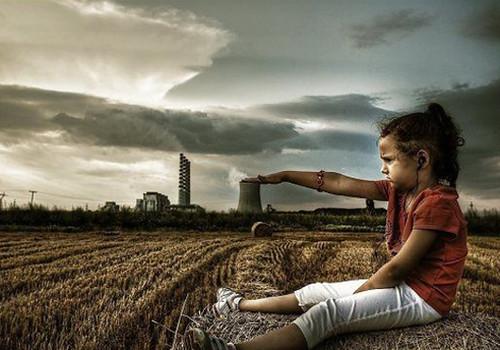 Την 1η θέση σε παγκόσμιο διαγωνισμό φωτογραφίας με θέμα την υπερθέρμανση του πλανήτη κατέλαβε η φωτογραφία του Χρήστου Λαμπριανίδη
