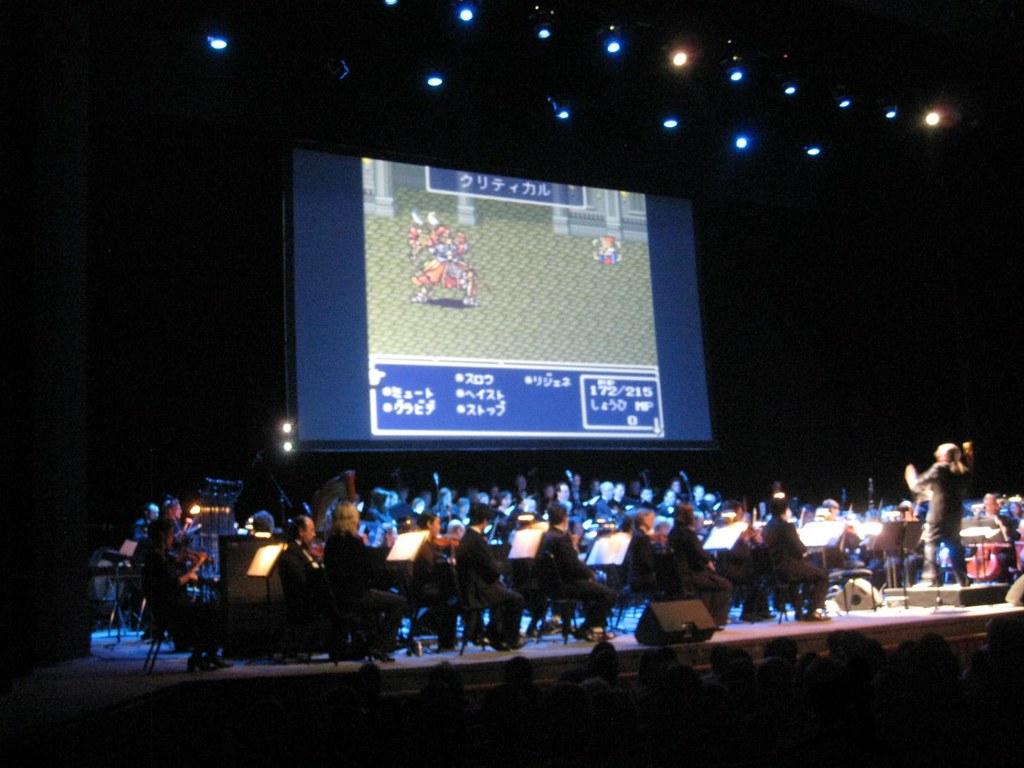 Final Fantasy Distant Worlds Concert 30