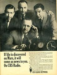 CBS Radio 1967 (Photo credit: Nesster)