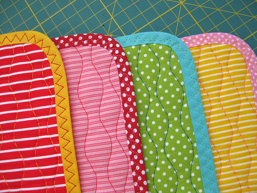 Topflappen / Potholders