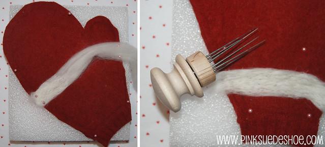 needle felting
