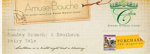 A Southern Fairy Tale | Where Women Cook_1292738145887