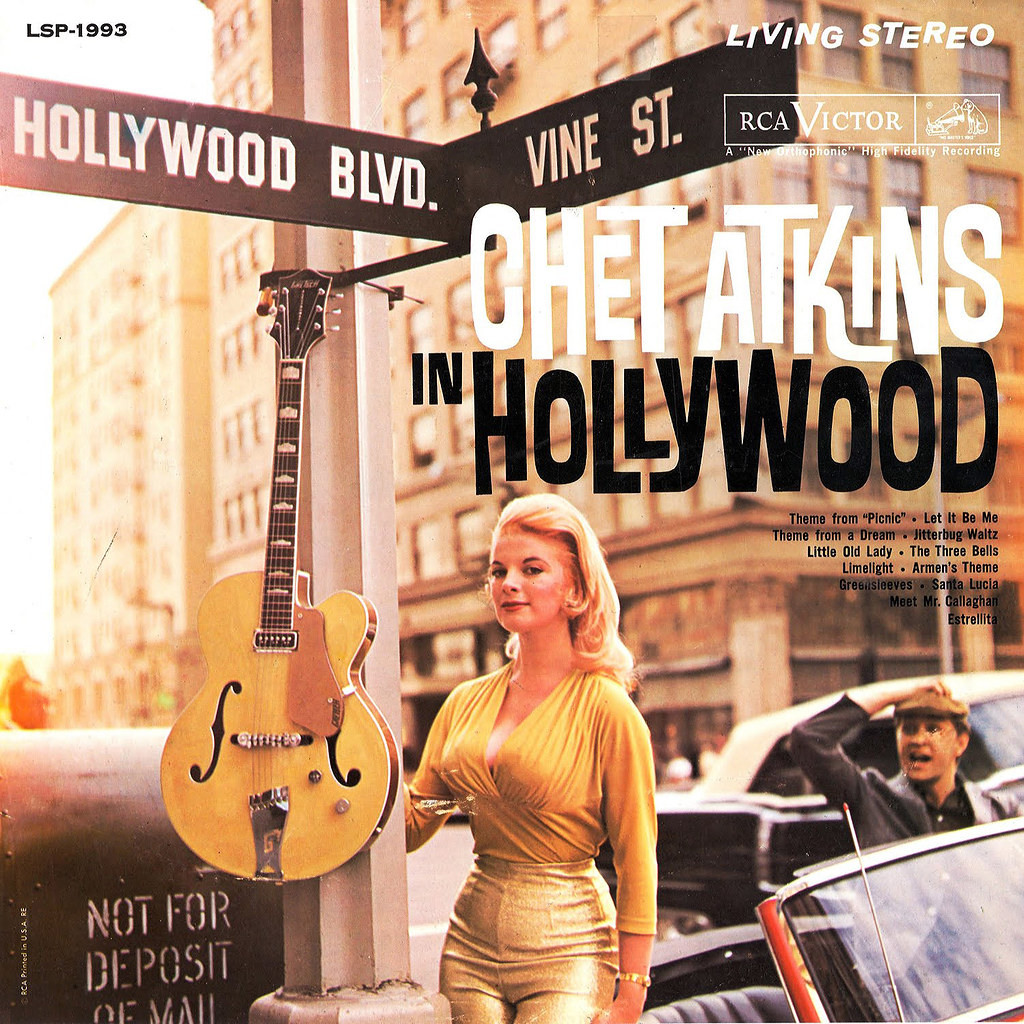 Chet Atkins in Hollywood