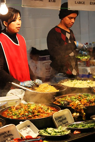 Brick Lane Street Food