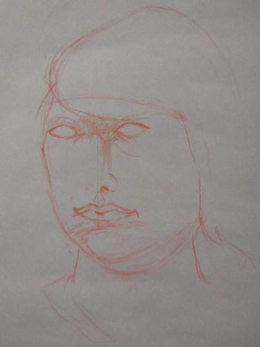 Portrait Course 2010-11-22 # 2